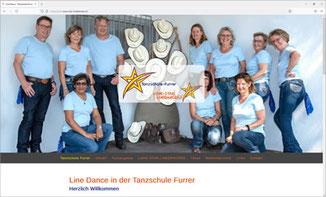 Tanzschule Furrer, Rüti ZH mit LONE-STAR-LINEDANCERS