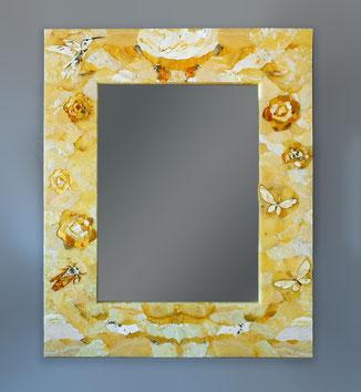 панно флорентийская мозаика натуральный балтийский янтарь роскошь люкс
