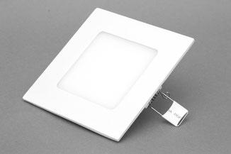 Bild: LED Paneel quadratisch 9W