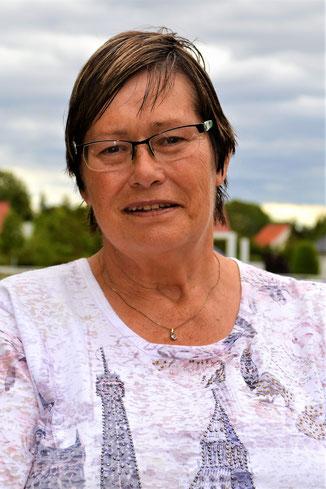Annette Müller ist langjährige Vereinsvorsitzende.
