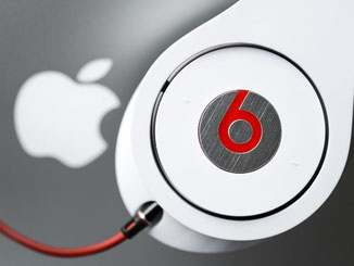 Apple ist der weltgrößte Verkäufer von Musik mit seiner Plattform iTunes. Sie soll laut einem Medienbericht um den Streaming-Dienst des Milliarden-Zukaufs Beats ergänzt werden. Foto: David Ebener