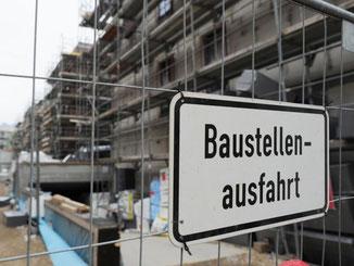 Die KfW rechnet mit der Fertigstellung von etwa 260 000 neuen Wohnungen. Foto: Angelika Warmuth/Symbolbild