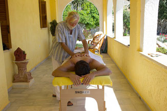 Energetische Massage Kreta