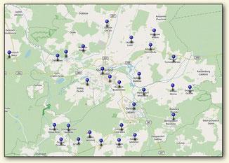 Weinanbaugebiet Sommerfeld (Lubsko) , Lausitzer Weinfreunde