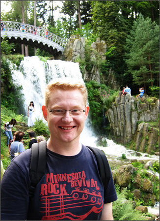 Klaus an der Teufelsbrücke