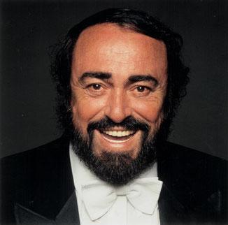 Luciano Pavarotti, Mercure R en maison III.