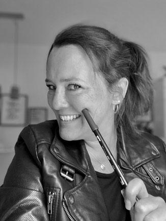 Stickynote-Lettering, Nina Rötters