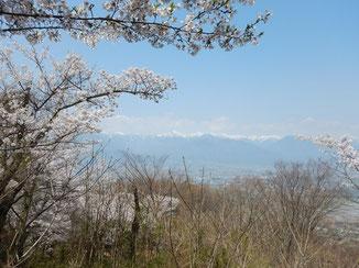トミーワンハイキング 光城山・長峰山