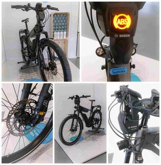 Riese und Müller Delite mit Bosch e-Bike ABS jetzt PRobefahren in der e-motion e-Bike Welt Dietikon bei Zürich