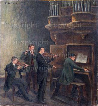 WB:   Kirchenkonzert 1914