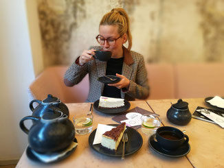 Top 5 tea houses in Berlin