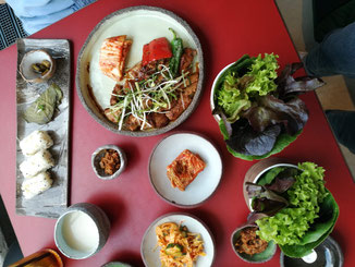 Top 5 Korean restaurants in Berlin