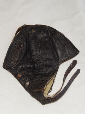 bonnet casque pilote luftewaffe siemens ww2