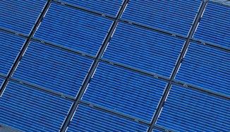 Contrôle panneaux photovoltaïques par drone