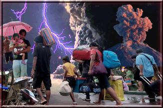 Naturkatastrophen, Taifune und Erdbeben - hier klicken!