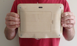 MicroPro's Beta Prototype of the iameco D4R tablet