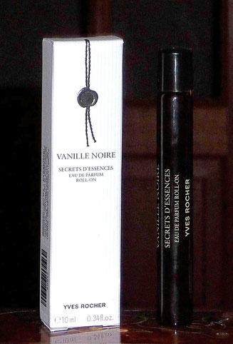 2010 - VANILLE NOIRE  : SPRAY EAU DE PARFUM 10 ML