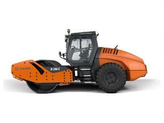 Hamm Roller Tractor