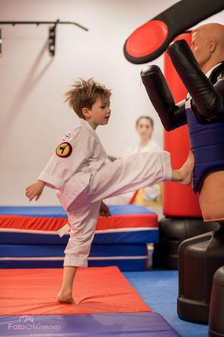 Taekwondo, Karate, Kinder Bewegung, Kinderkarate, in Rheine