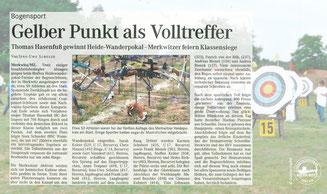 5. Heidewanderpokal in Bad Schmiedeberg/ OT Merkwitz
