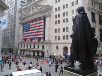 Wallstreet Börse New York Aktiensparplan