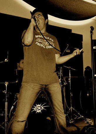 Franky - Lead Vocals (2012)