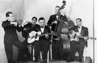 1. Gypsy Jazz (Jazz Manouche)...