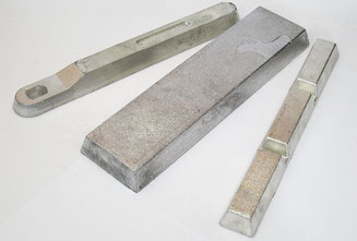 Lagermetall / Weißmetall in Blöcke