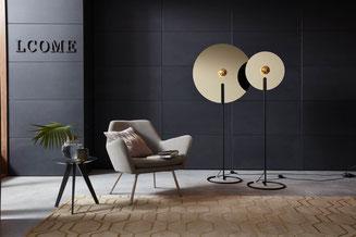 lampadaire icone eclat luminaire