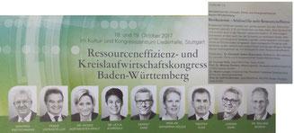 Novis - Beitrag zum Ressourceneffizienzkongress in Stuttgart