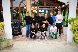 Rainet services nettoyage restaurant Le Mas sur Peynier pour l'émission Cauchemar en Cuisine