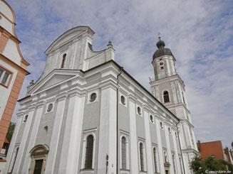 Stadtpfarrkirche St. Peter, Neuburg