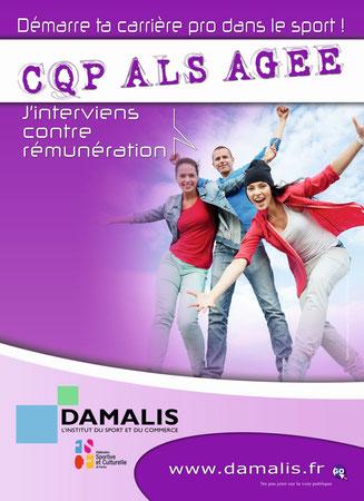 Formation à Pau de décembre à juin cqp zumba lessmills fitness