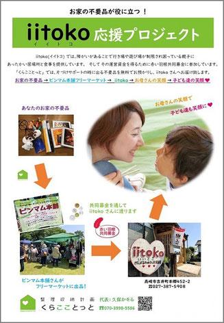 IItoko応援プロジェクト