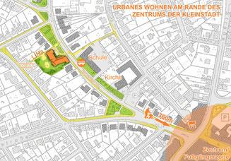 LiNa - Stadtplan