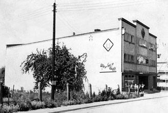 dudweiler, saarbruecken, kino, union theater, ut, 1935