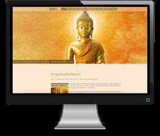 Buddha and Balance