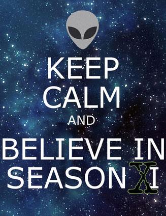 The X-files seizoen 10, lees erover op de serie blog op www.studiolasogne.nl