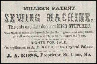 1910 Sewing Machine Times