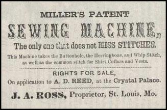 1910 Sewing Machine Times