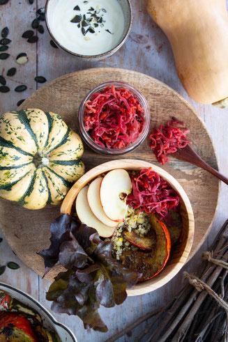 5 kreative Bowls für die kalte Jahreszeit mit Fermentiertem