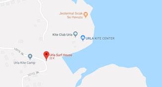 Urla surf house kitesurfen jvkiteboarding kiteboarding