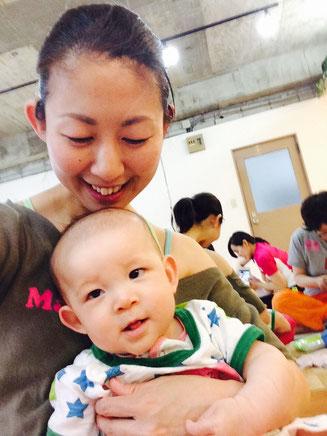 赤ちゃんの可愛さと、母となった女性の真の美しさを見られるこの仕事が、やっぱり大好き!!!!