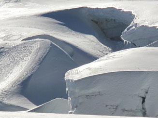 Kunst aus Eis