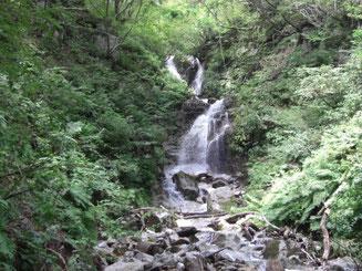 2段30m大滝