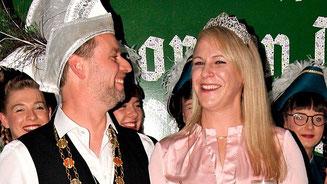 """Das Geheimnis um das neue """"Zeppe""""-Prinzenpaar ist gelüftet"""