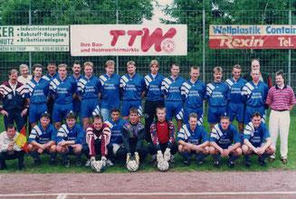 Meistermannschaft 95/96