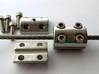 Heavy duty wire stopper KS4