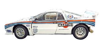 lancia rally 037 martini complete graphics sponsor pubblimais