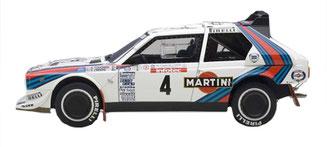 lancia delta s4 martini livery complete graphics pubblimais